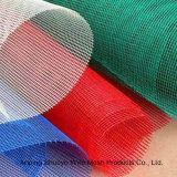 Negro Gris Fiberglass Insecto Window Screen Netting