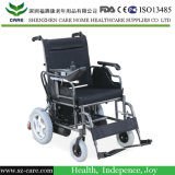 Удобные места вывели электрическую кресло-коляску из строя