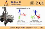 5 eixos Water Jet CNC Cortador a jato de água máquina de corte