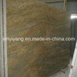 Кашмир Gold Granite для Kitchen Countertop, Worktop, Table Top (YQA-GC1011)