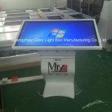 """42 """"メッセージの点検のための便利LCDのタッチ画面のモニタ"""