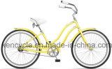 [24ينش] شاطئ طرّاد درّاجة/سيّدة [بش] [كرويسر] [بيسكل]/بنت شاطئ طرّاد درّاجة