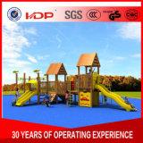 옥외 2017명의 아이들 또는 실내 운동장 활주 운동 장비 OEM/ODM 순서는 Acceptalbe 나무로 되는 시리즈 HD16-166A이다