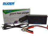 Suoer 12V 8A Smart Fast Portable Battery Charger (SON-1208)