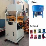 自動粘土またはセメントのLegoの煉瓦機械または連結のブロック機械