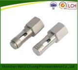 Gemalen CNC het Machinaal bewerken van de Delen van het Aluminium