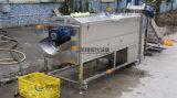 Yam grande industrial do tamanho/Jicama/de lavagem & casca do Taro máquina