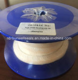 PTFE Braided PackingかOil/Without Oil/Pure PTFE Yarn (SUNWELL)