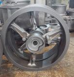 、投げる部品砂型で作る、樹脂フライホイールの鋳造の部品、Cnhの農業の機械装置部品