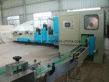 新しいデザインInterfoldのクリネックスのチィッシュペーパー機械生産ライン
