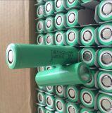 Batería de alta calidad 18650 3100mAh 3.7V de litio