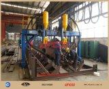 Machine de soudure automatique en acier de poutre en double T/machine soudure automatique pour la poutre en double T/machine de soudure en acier de fabrication/la machine soudure automatique