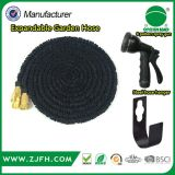 베스트셀러 75FT Black Mamba Expandable Magic 정원 Hose