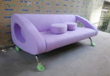 Classcial Style Home Design Furniture Soft Sofa mit Metal Legs