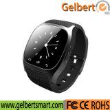 Relógio esperto do pulso impermeável de Bluetooth do preço de fábrica para Android&Ios