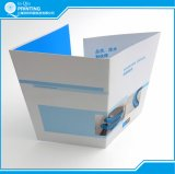 Well Design Gate Folded Flyers Printing
