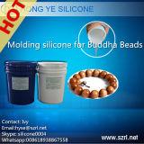 어떻게 Pouring Way의 Silicone Rubber의 Make Buddha Beads