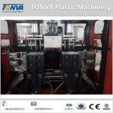 Máquina moldando plástica do sopro da condição 1L do PE do frasco processado e novo do plástico do PE