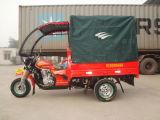 Triciclo del taxi para la motocicleta del mercado de África