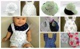 De Kappen van de Slabben van het Kruippakje van de Baby van de manier & van de Baby & van de Baby & de Hoeden van de Baby