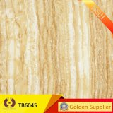Telha de revestimento vitrificada lustrada material de construção da porcelana (TB6045)