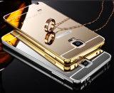Samsung Note4のための電気版のAlunimumの携帯電話の箱