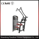 Tz-4008 Lat Pulldown con Weight Stack Gym Equipment Fitness Exercsing