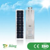 Indicatore luminoso solare tutto compreso della via LED di paesaggio del sensore 30W di IP65 PIR