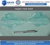 Spiegel, der PVC-Sauerstoffmaske-Einspritzung-Plastikform/Form poliert