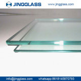2-19mmの薄板にされた緩和されたガラスプロセスのための明確な着色されたフロートガラス