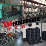 Pneu pneumatique de chariot élévateur, pneu solide, Appuyer-sur le pneu solide