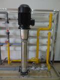 Het grote Systeem van het Water van de Omgekeerde Osmose RO van de Capaciteit 20tph Industriële