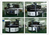 Machine d'impression d'écran plat pour le tube de cuvette d'allumeur de règle de contre-plaqué
