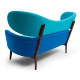 حديثة نمو [سليد ووود] خبّاز أريكة لأنّ يعيش غرفة