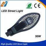 Indicatore luminoso di via esterno caldo di vendita 50W IP65 LED
