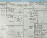 Geräusch-Steuerentwurfs-und Winkel-Rohr-Entwurf der trockenen Schrank-Soyabohne-Korn-Trockner-Maschine