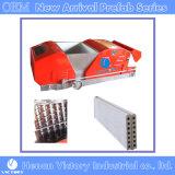 Constructeurs de machine de partition de matériel concret de panneau de mur de poids léger