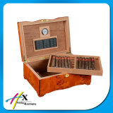 Personnalisé en gros élégant Cigar Box / Humidor / Cigar Case
