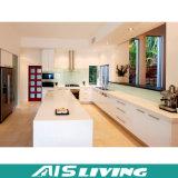 Mobília acrílica do gabinete de cozinha da porta do MDF da oferta da fábrica (AIS-K224)