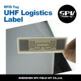 Escala longa de Az-D H3 da etiqueta da logística de RFID MPE Gen2