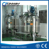 Pl Stainless Steel Factory Price High Efficient Liquid Mixing Machine di Mixing Tank
