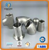 Escroquerie chaude de l'acier inoxydable Wp316/316L de vente. Ajustage de précision de pipe de réducteur (KT0254)