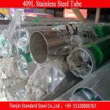 Tubulação de aço inoxidável para a exaustão do carro (409 409L 436L 441)
