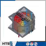 最もよい熱伝達効果によってエナメルを塗られる波形シートのバスケットの回転空気Preheater
