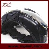 Лицевой щиток гермошлема ПРОФЕССИОНАЛЬНОГО изумлённого взгляда полный с типом b маски вентиляции вентилятора