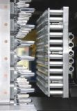 Demark 32cavities 30gまでの高速ペットプレフォームの注入システムEcoライン冷却のロボット