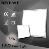 luz de la luz del panel de 36W LED LED con Mitsubishi PMMA LGP con la luz del panel patentada del módulo 90lm/W Ra>80