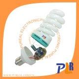 Spiraalvormige Energie - de Lamp van de besparing