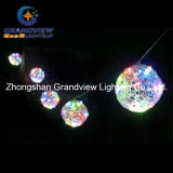 Neues Acrylic 240LED 7m Multi Color 8 Balls Decoration Lights