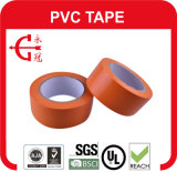 Fita colorida do duto do PVC da boa qualidade